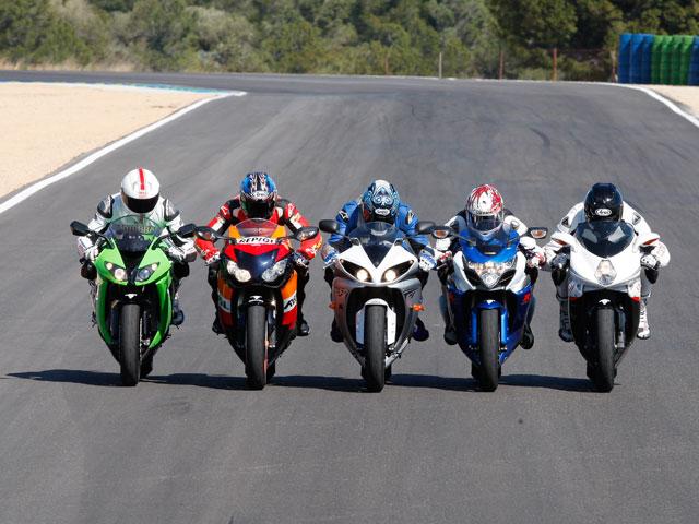 Comparativa Superbike 2009. ¿Sueño o realidad?