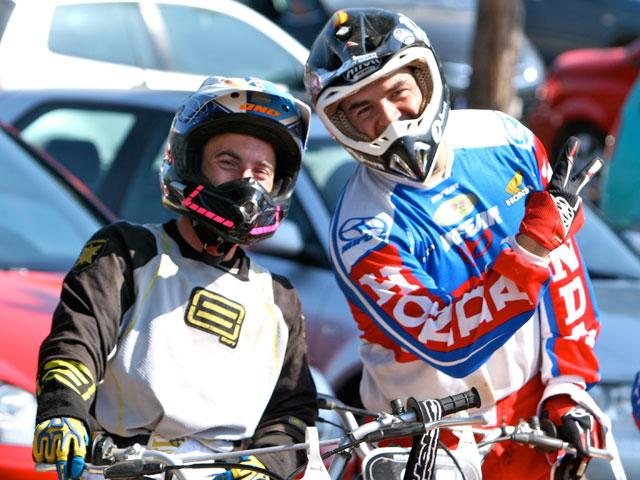 """TT Fun Series Honda. """"Marcianos"""" por un día"""