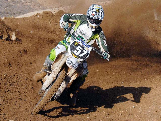 El Campeonato de España de Motocross llega a Tenerife