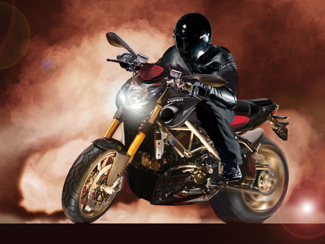 Ducati Vyper