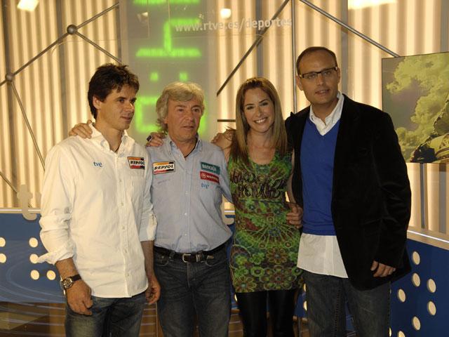 Imagen de Galeria de El Mundial de MotoGP al completo en TVE