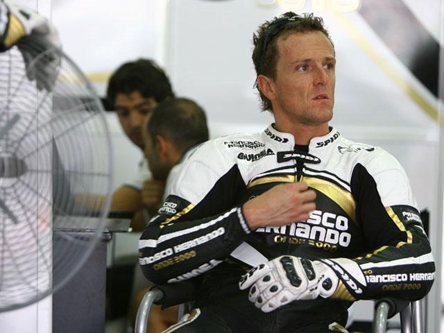 """Gibernau (Ducati): """"Si seguimos así creo que será un año de satisfacciones"""""""