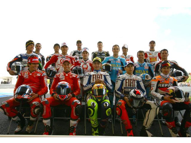 Imagen de Galeria de Stoner (Ducati), el más rápido en los libres de Jerez