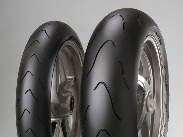 Metzeler Racetec, nuevo neumático de competición
