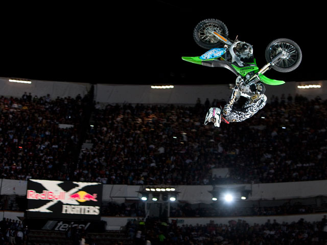 Tour Mundial Red Bull X-Fighters 2009/México