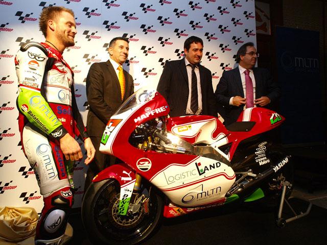 Imagen de Galeria de Presentación oficial del equipo de Gabor Talmacsi