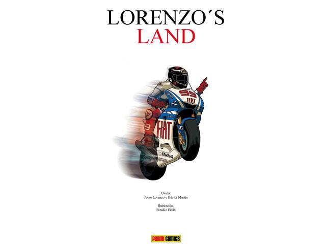 "Jorge Lorenzo presenta ""Lorenzo´s Land"""