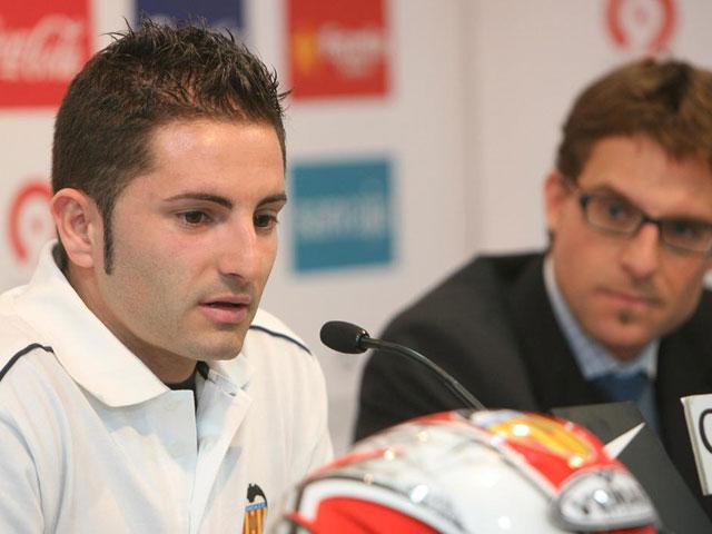 Honda SAG y el Valencia CF, juntos en el Mundial de 250cc