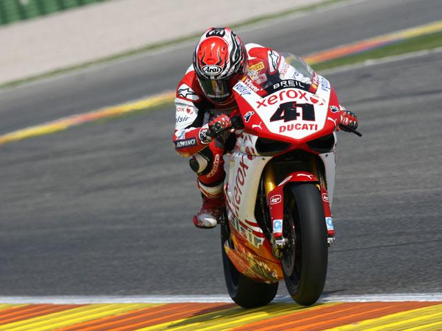"""Imagen de Galeria de Haga (Ducati): """"Ya dije ayer que mi plan era ganar ambas carreras"""""""