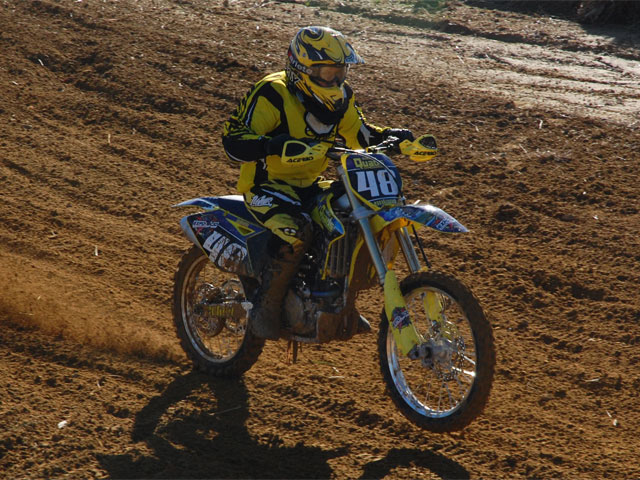 Imagen de Galeria de Cursos de Motocross Suzuki Nilsson 2009
