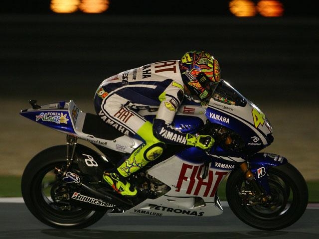 Stoner (Ducati) vuelve a arrasar en los cronometrados