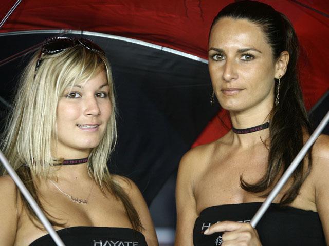 Imagen de Galeria de Las chicas del Gran Premio de Qatar