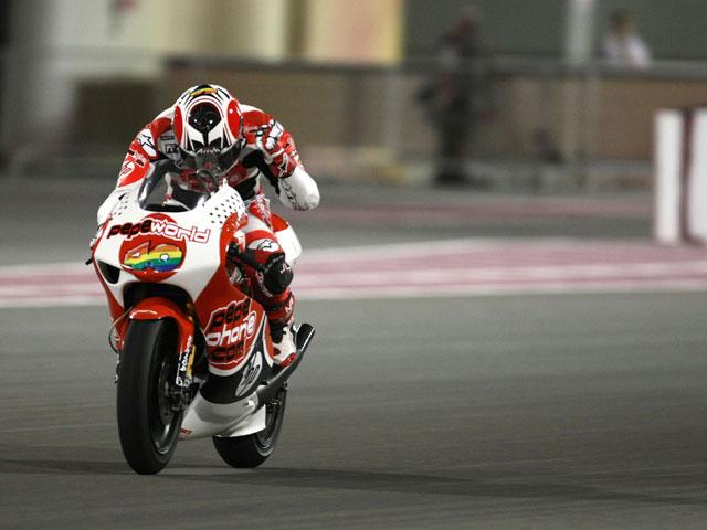 El Gran Premio de Qatar en imágenes