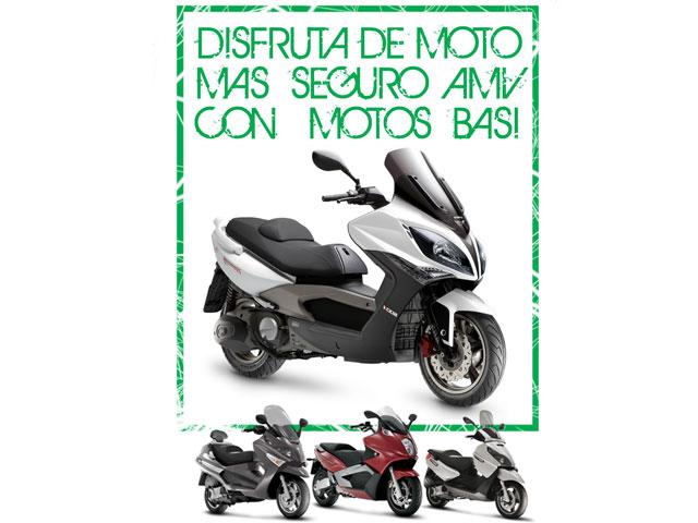 El seguro de tu moto gratis con Basi