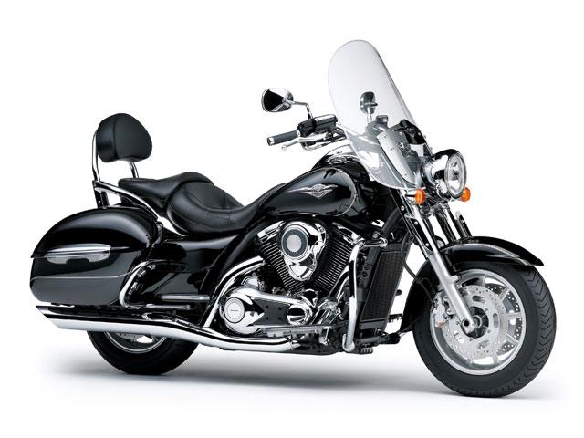 Disponibles las nuevas Kawasaki VN1700