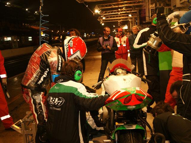 Imagen de Galeria de El Team Yamaha Austria se lleva las 24 Horas de Le Mans