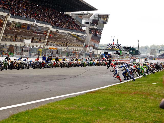 El Team Yamaha Austria se lleva las 24 Horas de Le Mans