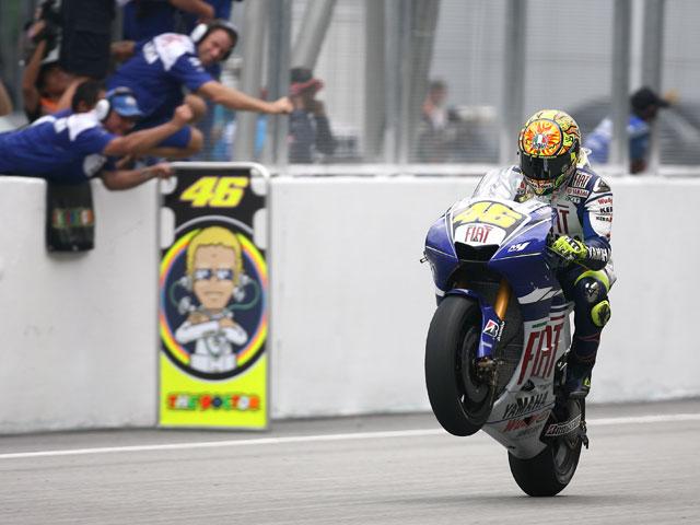 Valentino Rossi, nominado a Mejor Deportista del Año