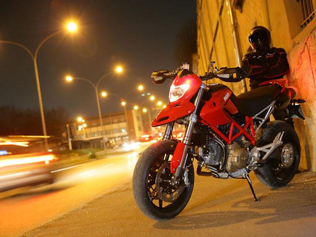 Asistencia nocturna para motos con Línea Directa