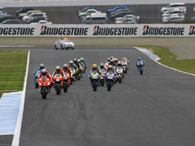 El Mundial de MotoGP viaja a Japón