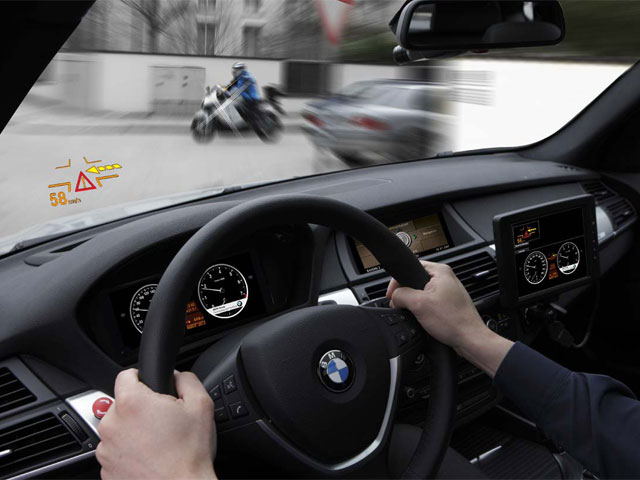 BMW ConnectedRide, apuesta por la seguridad