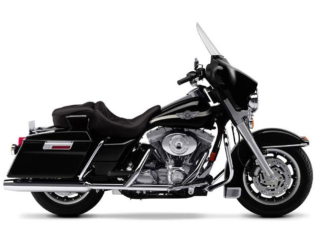 La Guardia Real renueva su flota de motocicletas Harley-Davidson