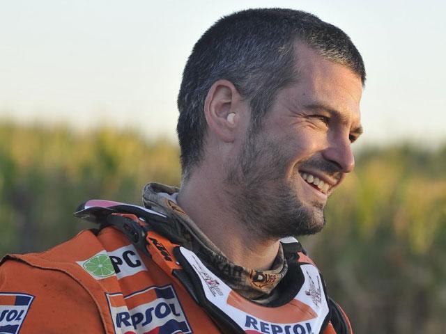 Viladoms (KTM), segundo en el inicio del Rally de Túnez