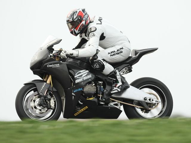 Lavilla podría volver al Mundial de Superbike con Ducati