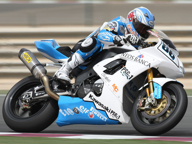 Imagen de Galeria de PSG-1 Corse Kawasaki correrá el Mundial de SBK con un piloto