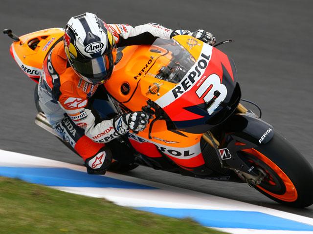 Imagen de Galeria de Lorenzo (Yamaha) clavó su bandera en el GP de Japón