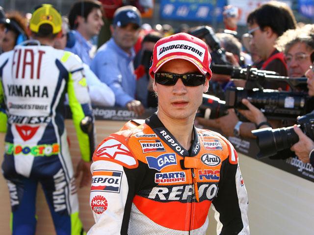 """Jorge Lorenzo: """"Para Yamaha ésta es la carrera de su casa"""""""