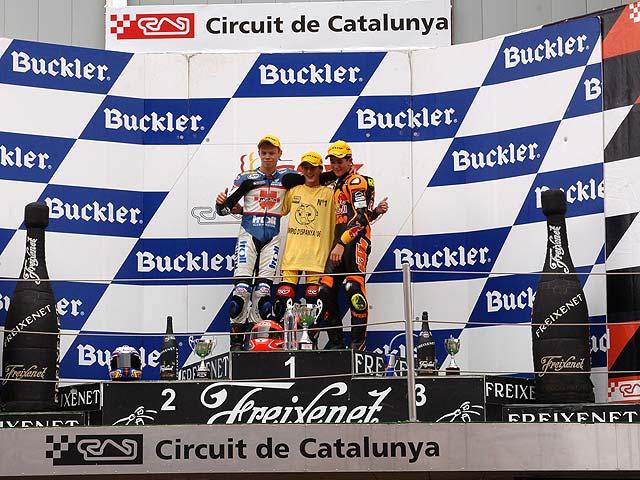 Imagen de Galeria de Pol Espargaró, campeón de España