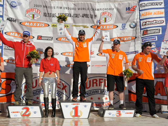 Imagen de Galeria de Nueva victoria para Iván Cervantes (KTM)