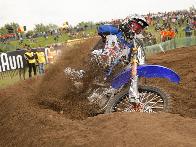 Victoria de Barragán en el Mundial de Motocross de Holanda