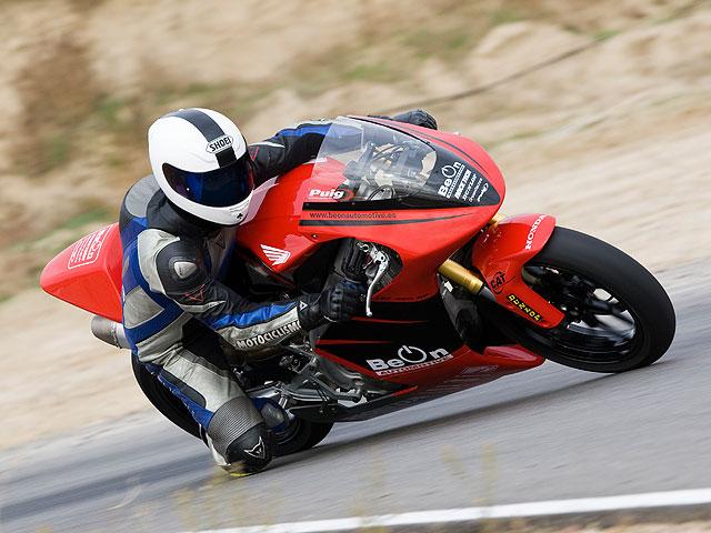 Nuevo Campeonato 450 GP