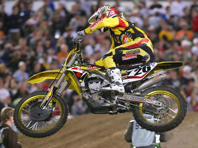 Stewart (Yamaha), a un paso de la victoria