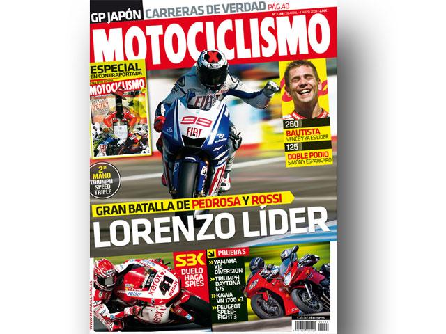 Imagen de Galeria de Motociclismo. Extra GP de España