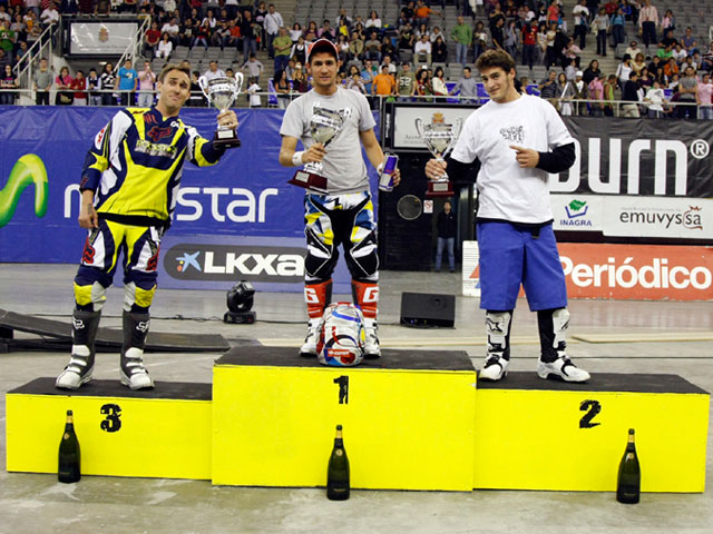 Dany Torres (KTM) reedita su tercera victoria consecutiva