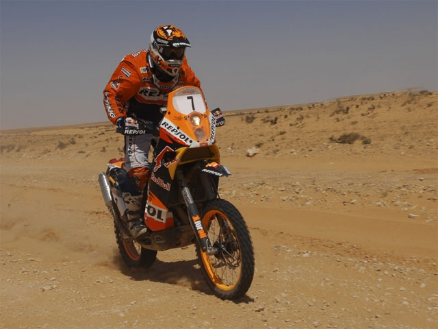 Imagen de Galeria de Victoria para Jordi Viladoms (KTM) en Túnez