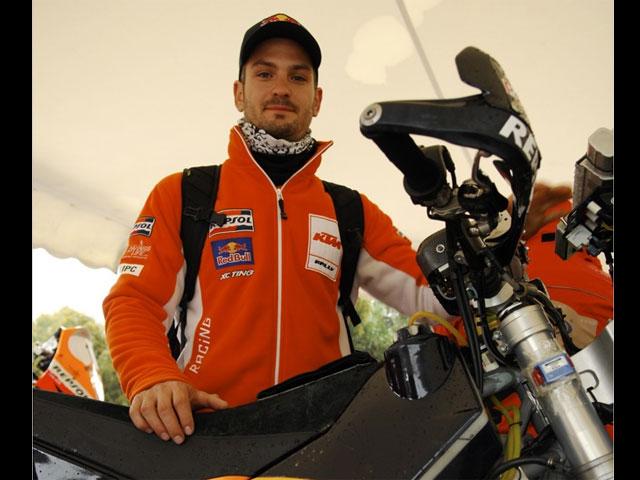 Victoria para Jordi Viladoms (KTM) en Túnez