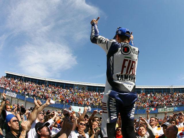 GP de Jerez, sin escalas