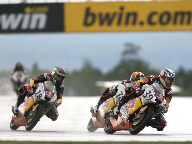 Red Bull MotoGP Rookies Cup 2009 (KTM 125)