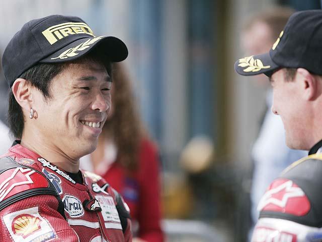 Corser correrá con Yamaha en SBK