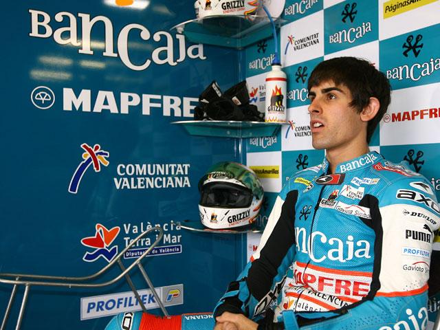 Smith, mejor tiempo en los primeros entrenamientos del Gran Premio de Jerez