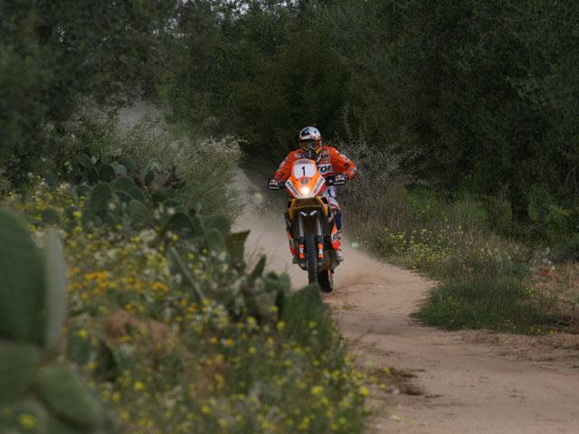 Cyril Despres arrebata a Marc Coma el Rally de Tunez