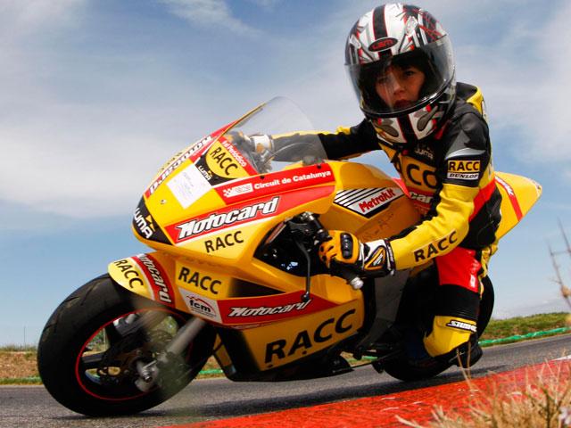 Imagen de Galeria de Becas RACC de Promovelocidad 2009