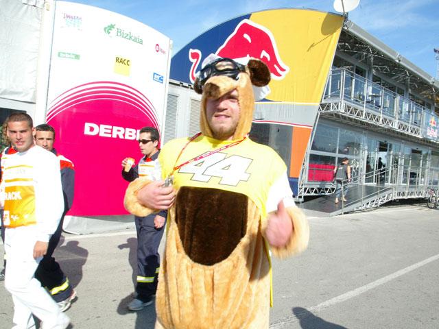 El ambiente del Circuito de  Jerez, en fotos