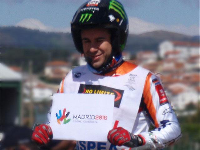Madrid 2016 apoyada por Repsol y sus pilotos