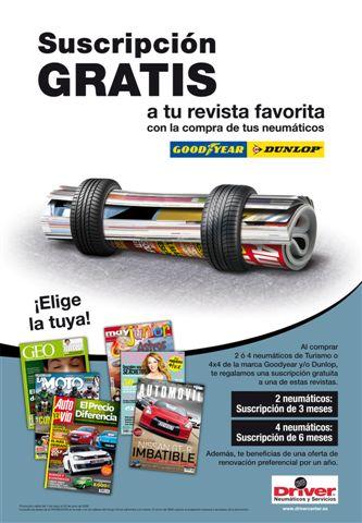 Suscripción a la revista La Moto... ¡gratis total!