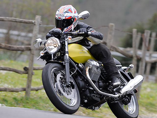 Imagen de Galeria de Gama Moto Guzzi 2009